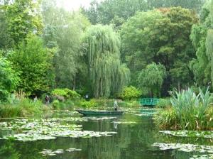 Giverny: Ein Garten wie aus einem Gemälde geschnitten. (Bild: ho visto nina volare CC BY-SA 2.0)